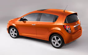 2012 chevrolet sonic turbo earns 40 mpg highway rating