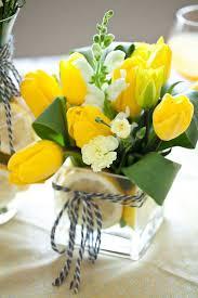 Sunflower Arrangements Ideas Best 25 Yellow Flower Arrangements Ideas On Pinterest Lemon