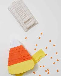 giant candy corn fringe piñata martha stewart