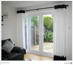 Window Treatment For French Doors Bedroom 47 Best Window Treatments Images On Pinterest Plantation Shutter