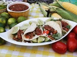 chorizo and potato tacos recipe rachael recipe abc news