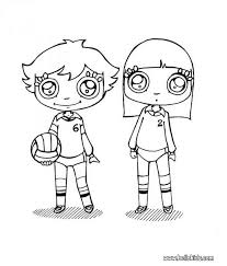 volleyball serve coloring pages hellokids