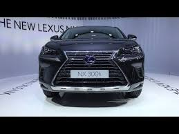 вот он новый lexus nx 2018 with loop control youtube for
