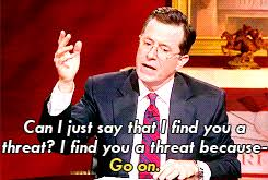gif request stephen colbert the colbert report neil patrick