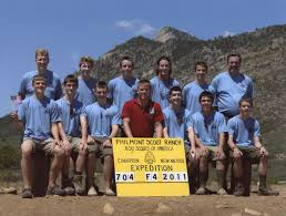 Philmont Scout Ranch Map Simsbury Troop 175