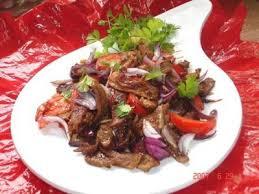 cuisine chinoise boeuf aux oignons poulet aux noix de cajou chinois et boeuf aux oignons photos de