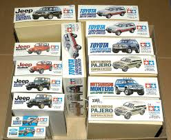 jeep model kit 4 x 4 car model kit including no