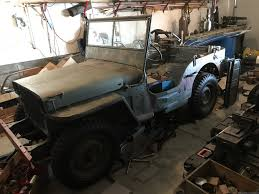 ford gpw 1943 ford gpw jeep project vintage military vehicles