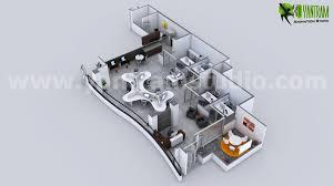 3d Office Floor Plan by 3d Office Floor Plan Maker