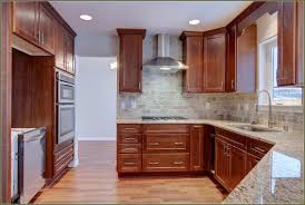 Adding Trim To Kitchen Cabinets Adding Height To Kitchen Cabinets Yeo Lab Co