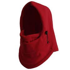amazon com eforstore 6 in 1 thermal fleece balaclava hat hood