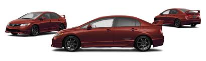 2008 honda civic si mugen 4dr sedan research groovecar