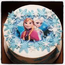 anna u0026 elsa frozen buttercream cake blue sheep bake shop