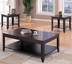 Coffee Tables Walmart Coffee Table Coffee Table Set Cappuccino Wood Wooden End Tables