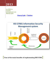 iso 27001 information security standard covering templates for