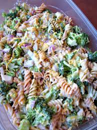 Pasta Salad Ingredients Broccoli Cheddar Pasta Salad Walmart Copycat Recipe Rants From
