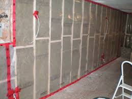 interior concrete walls vapor barrier for basement concrete walls u2022 basement