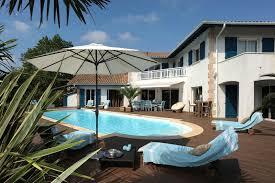 chambre d hote biarritz piscine chambres d hôtes chorikanta chambres et chambre familiale