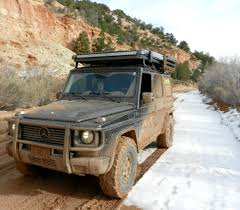 featured vehicle jeremy williams u0027 g500 u2013 expedition portal