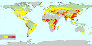 Global Incident Map Global Threats To Human Water Security And River Biodiversity
