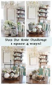 shop the house challenge final week neutral fall decor start at