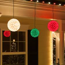 outdoor christmas light balls outdoor christmas light spheres bright idea christmas light spheres
