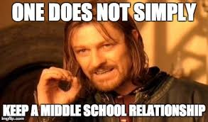 The Middle Memes - middle school imgflip