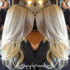 platinum blonde and dark brown highlights tag platinum blonde and dark brown highlights hairstyle picture magz