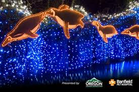 oregon zoo lights 2017 zoolights food and beverage oregon zoo