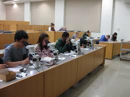 scientific training faculty of science
