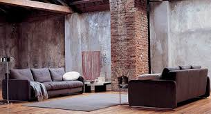 loft style home interior and furniture ideas