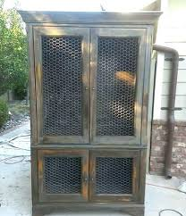chicken wire cabinet door inserts chicken wire cabinet chicken wire kitchen cabinets part 2 chicken