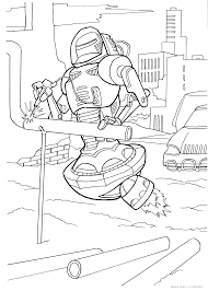 future robots coloring pages 8 future robots kids printables