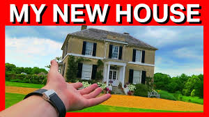 my new house thanks alfie youtube