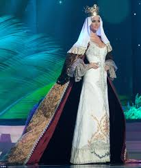 the national costume round of miss universe 2015 daily mail online