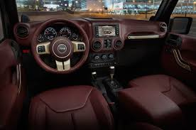 jeep liberty limited interior jeep to build new models in china automobile magazine