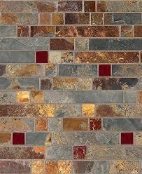 Gold Slate Burgundy Glass Mosaic Backsplash Tile Backsplashcom - Mosaic backsplash tile