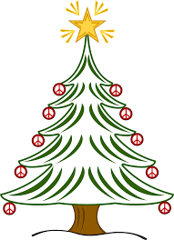 christmas peace sign clip art tree xmas christmas peace symbol