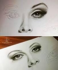 best 25 pencil drawing tutorials ideas on pinterest eye drawing