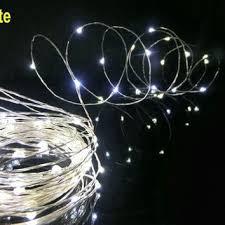 Decorative Lighting String 5m 50leds Warm White String Lights From Bling Bling Deals