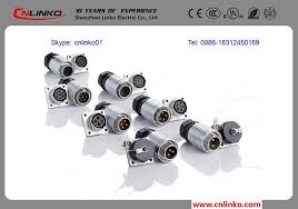made in china cnlinko waterproof 7 pin electrical connector 7 wire