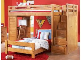 bunk beds for girls with desk bedroom wooden full bunk bed with desk and drawers ideas bunk bed