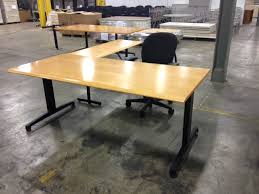 Used Herman Miller Office Furniture by Used Herman Miller Abak Table Desk Office Furniture Ethosource