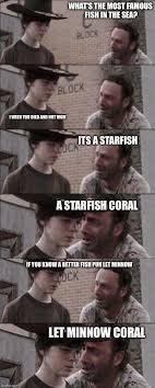 Rick Grimes Crying Meme - 16 best rick coral jokes images on pinterest funny stuff ha ha
