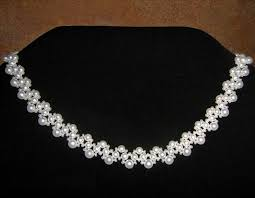 best 25 beaded necklace patterns ideas only on pinterest