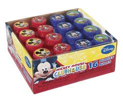 mickey mouse party favors mickey mouse clubhouse party favors 16 ct