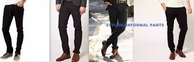 what color shoes can be worn with black mens pants clothing and