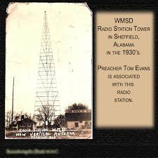sheffield alabama remembering the shoals this is a 1930s photo of the wmsd radio station tower located in sheffield colbert county alabama