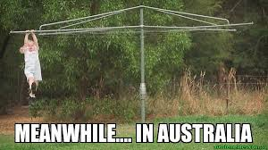 Australia Meme - meanwhile in australia australian childhood memories