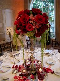 flower centerpieces red wedding flowers centerpieces wedding party decoration